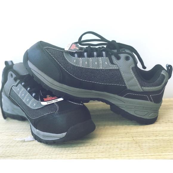 Brahma Men s Seth Steel Toe Working Shoes New 4f15eb8c673